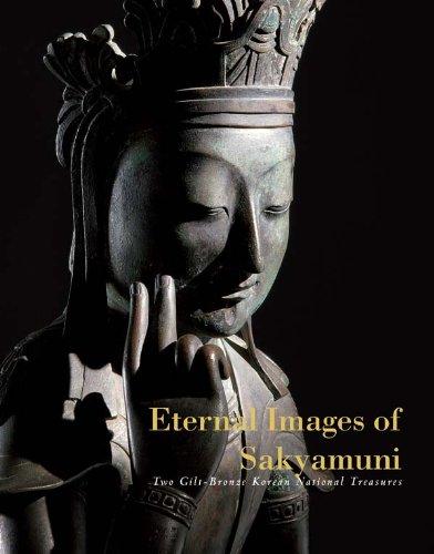 Eternal Images of Sakyamuni. Two Gilt-Bronze Korean: Woobang, Kang &