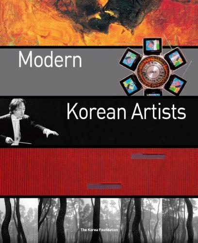 9788986090338: Modern Korean Artists