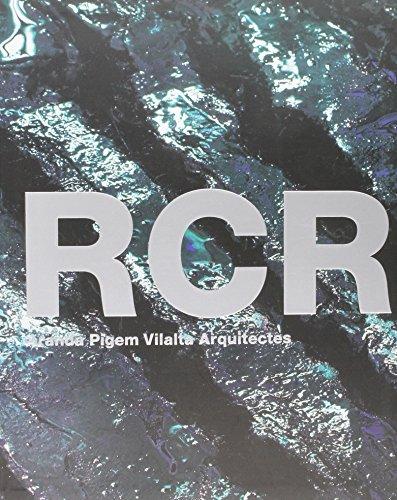 9788986780536: RCR: Aranda Pigem Vilalta Arquitectes