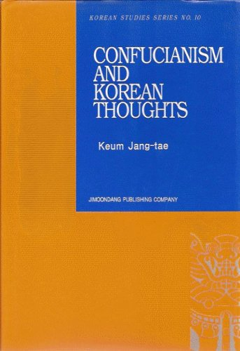 Confucianism and Korean Thoughts