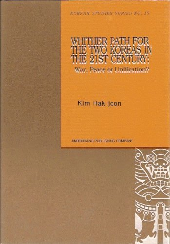 Whither Path for the Two Koreas in: Kim, Hak-joon