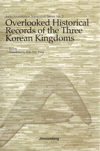 9788988095942: Overlooked Historical Records of the Three Korean Kingdoms