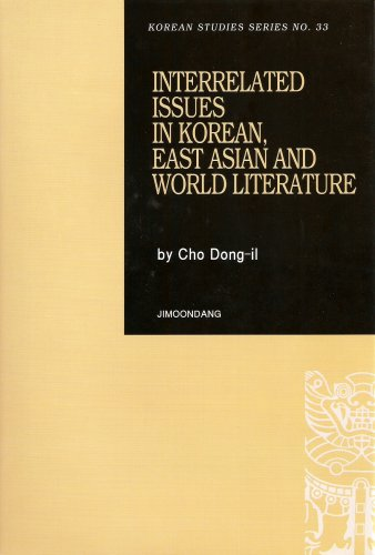 Interrelated Issues in Korean, East Asian and: Dong-il Cho