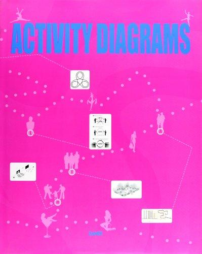 9788991111189: Activity Diagrams (English and Korean Edition)