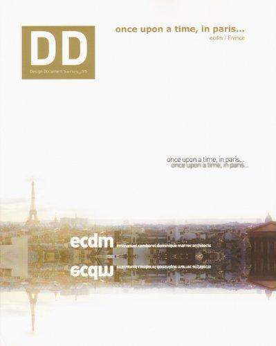 DD 35: Ecdm/france-once Upon A Time In Paris: Ecdm