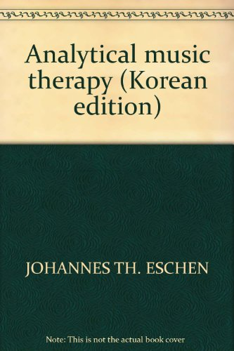 9788992141017: Analytical music therapy (Korean edition)