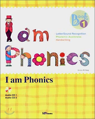 9788992334099: I AM PHONICS 1 (Korean edition)