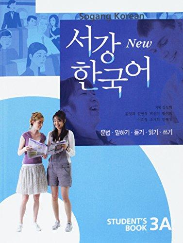 Sogang Korean 3A: Students Book (New Series)