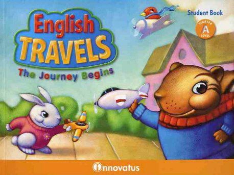 9788993628357: English Travels Level Starter A. (Student Book) (Korean edition)