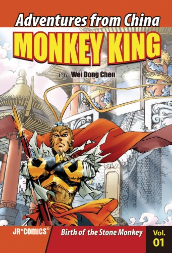 Monkey King # Volume 01 : Birth of the Stone Monkey