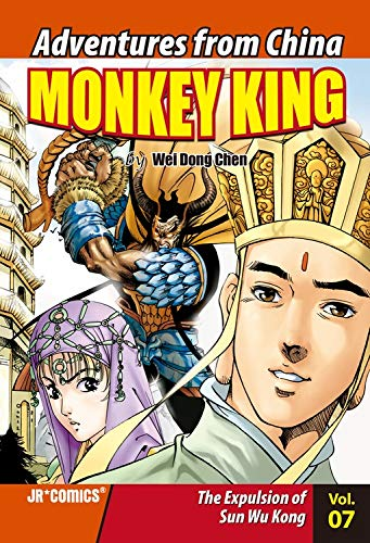 9788994208510: Monkey King # Volume 07 : The Expulsion of Sun Wu Kong