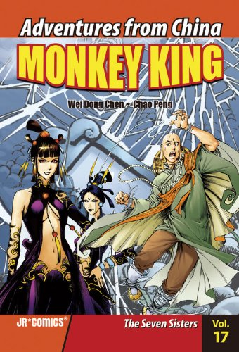 Monkey King # Volume 17 : The Seven Sisters