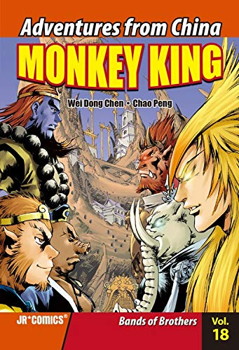 Monkey King # Volume 18 : Bands: Wei Dong Chen