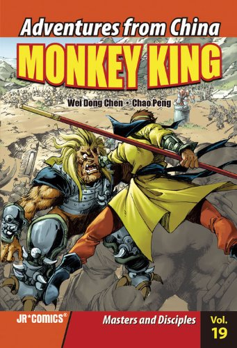 9788994208640: Monkey King # Volume 19 : Masters and Disciples