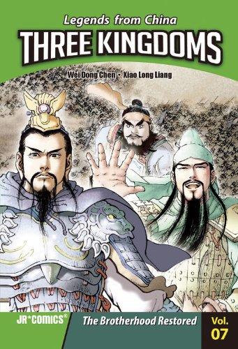 Three Kingdoms Volume 07: The Brotherhood Restored: Wei Dong Chen