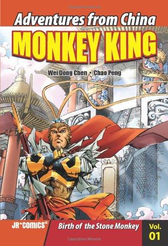 9788994208695: Monkey King 1: Birth of the Stone Monkey