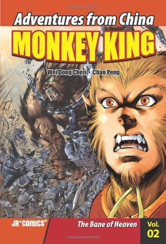 9788994208701: Monkey King, Volume 2: The Bane of Heaven