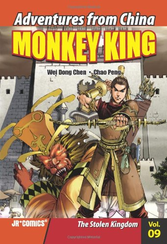 Monkey King 9: The Stolen Kingdom: Chen, Wei Dong