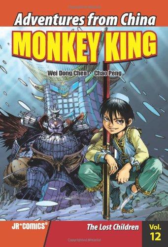 9788994208800: Monkey King 12: The Lost Children
