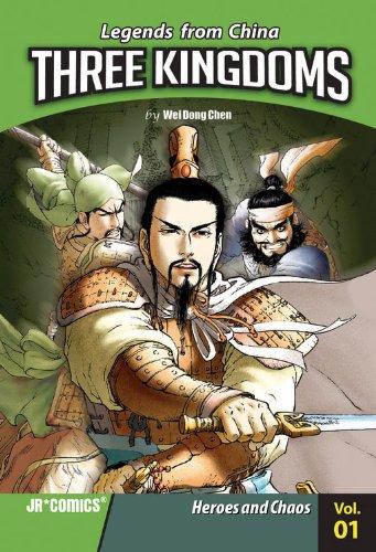 Three Kingdoms Volume 01: Heros and Chaos