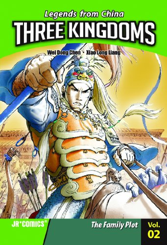 9788994208916: Three Kingdoms Volume 02: The Family Plot (Legends from China: Three Kingdoms)