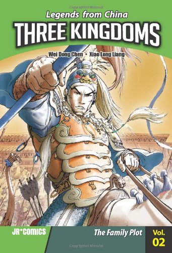 9788994208923: Three Kingdoms Volume 02: The Family Plot