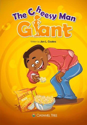 9788994231990: The Cheesy Man Giant (Caramel Tree Readers Level 5)