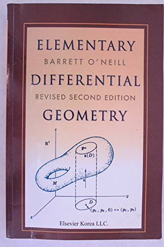9788994961248: Elementary Differential Geometry. 2/E (Korean edition)