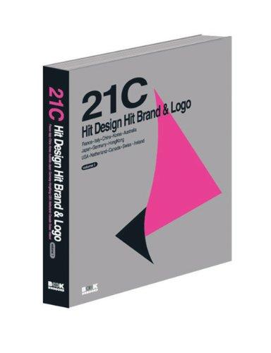 9788995103401: 21C Hit Design: Hit Brand & Logo