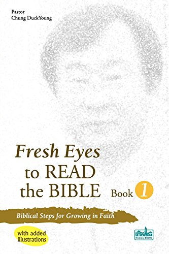 9788995388570: Fresh Eyes to Read the Bible - Book 1, with Added Illustrations