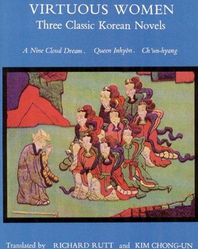 9788995442432: Virtuous Women: Three Classic Korean Novels