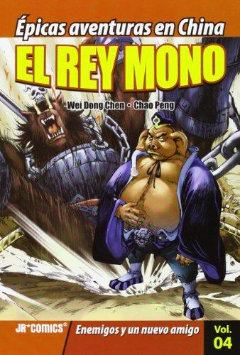 9788996011064: El Rey Mono. Enemigos Y Un Nuevo Amigo - Volumen 4