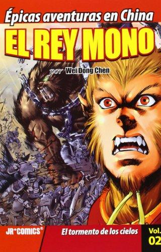 9788996011088: El Rey Mono 2. El Tormento De Los Cielos