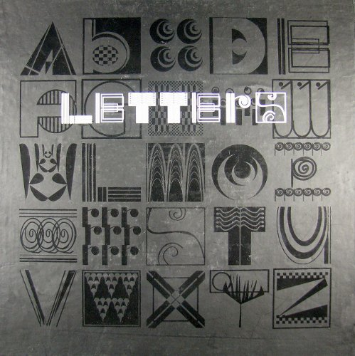 9788996240525: Letters: Building an Alphabet with Art and Attitude [With CD (Audio)]