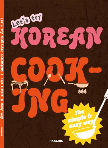 9788996536116: Let's Try Korean Cooking: (Korean edition)
