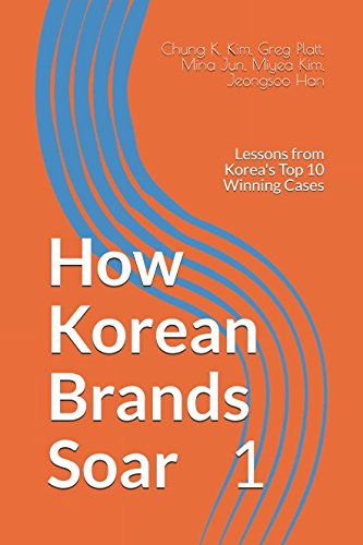 How Korean Brands Soar 1: Lessons from: Kim, Dr. Chung