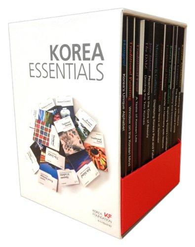 9788997639250: Korea Essentials Series