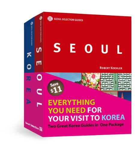 9788997639267: Seoul Selection Guides Set: Seoul & Korea