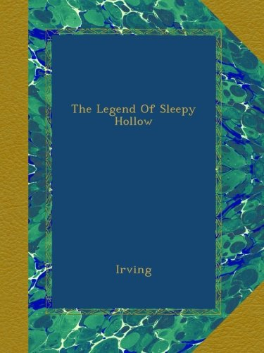 9788997888115: The Legend Of Sleepy Hollow