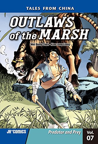 Outlaws of the Marsh Volume 7: Predator and Prey: Chen, Wei Dong