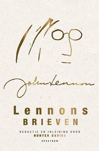 Lennons brieven. Redactie en inleiding Hunter Davies.: Lennon, John & Davies, Hunter.