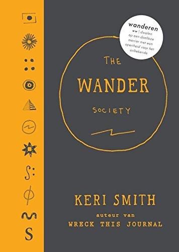 9789000350537: The wander Society: Nederlandstalige editie
