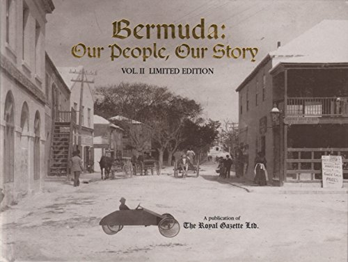 Bermuda: Our People, Our Story, Vol. 2 (Limited Edition): Quebecor Books