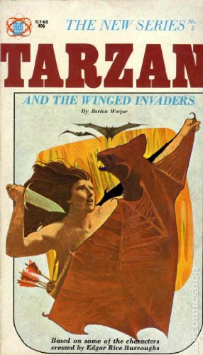 9789001011239: Tarzan and the Winged Invaders