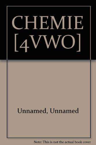 CHEMIE [4VWO]