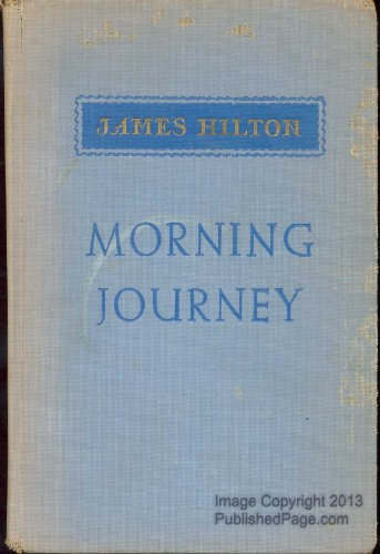 9789001488529: Morning Journey
