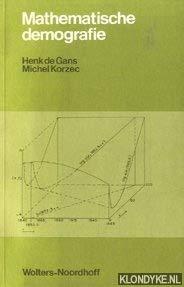 9789001495008: Mathematische demografie (Dutch Edition)
