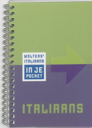 9789001559892: Wolters 'Italiaans in je pocket