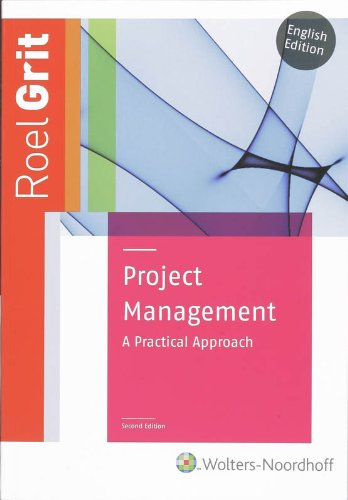 9789001605063: Project Management: A Practical Approach