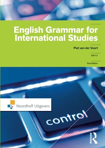 English Grammar for International Studies: Van Der Voort, Piet, Dr.
